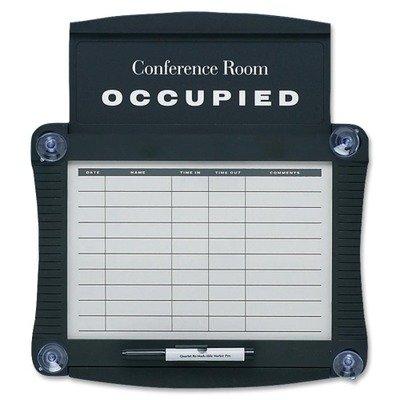 QRT995 - Quartet Dry-Erase Conference Room Scheduler Quartet Conference Room Scheduler Sign