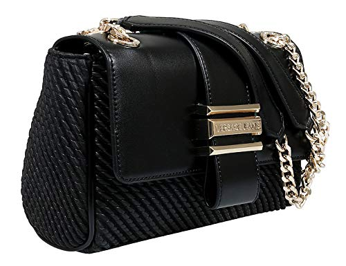 320e2b840cb9 Versace EE1VSBBU2 E899 Black Shoulder Bag for Womens for sale Delivered  anywhere in USA