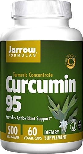 Curcumin Tumeric Jarrow Formulas capsules product image