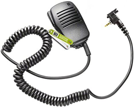 MTP850 MTH800 MTH850 D-Shape Listen Earpiece for MOTOROLA TETRA Radio MTH650