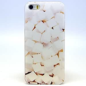 Sugar Pattern Hard Plastic Case for iPhone 5/ 5S