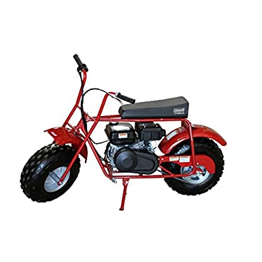 Coleman Powersports 196cc/6.5HP CT200U Gas Powered Mini Trail Bike