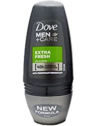 ove Roll Anti-Perspirant Anti-Transpirant Extra Fresh Men+Care 4 Powerful Protection 50Ml/1.7 Oz (Extra Fresh, 12X50Ml/1.7 Oz)