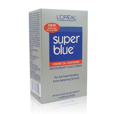 LOreal Super Blue Creme Lightener