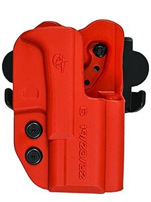 Red - Comp-Tac International Holster