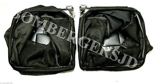 Amazon.com: John Deere - Juego completo de bolsas de césped ...