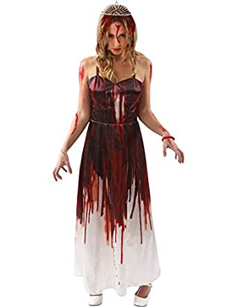 Amazon.com: Orion Costumes Womens Carrie Bloody Prom Queen ...