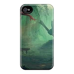 Shockproof Hard Phone Cases For Iphone 4/4s (wUB10231qjCR) Provide Private Custom High-definition Monster Skin
