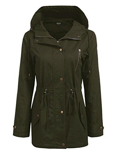 Cotton Anorak Jacket - 2