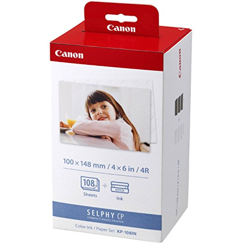 Canon Selphy Cp910 Portable Wireless Compact Color Photo Import It All
