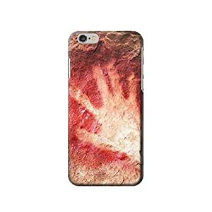 "Historical Human Handprint 4.7 inches Iphone 6 Case,fashion design image custom iPhone 6 4.7 inches case,durable iphone 6 hard 3D case cover for iphone 6 4.7"", iPhone 6 Full Wrap Case"