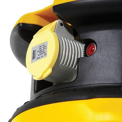 Defender E205100 3.3kVA Powerpod Tranformer Yellow 3300 W 240 V