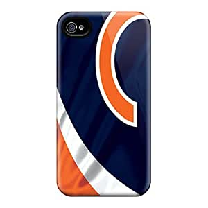 For Iphone 6 plus Premium Tpu Case Cover Chicago Bears Protective Case