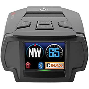 Cobra Electronics SPX 7800BT Maximum Performance Radar/Laser/Camera Detector