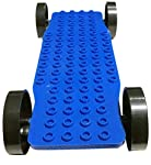 PRO Brick Chassis for Lego Derby Car Racing from Pinewood Pro from Pinewood Pro