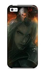 TYH - Awesome Case Cover/iphone 5/5s Defender Case Cover(sephiroth) phone case