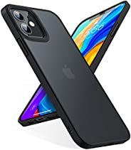 TORRAS Shockproof Case Compatible for iPhone 12 /Compatible with iPhone 12 Pro Case [Military Grade Drop Teste