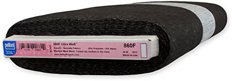 20/x 90 Color Blanco Attached Mistyfuse Sheer Fusible entretela
