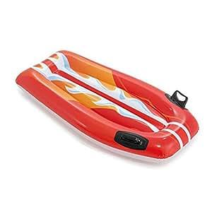dewdropy Flotador Inflable De La Piscina para Niños, Flotadores para Bebés, Cama De Aire