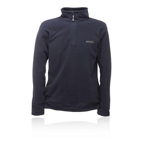 1/2 Zip Navy Fleece - 8