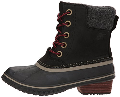 Kettle Sorel Lace Ii Pack Women's Boots Slim Black xvra0x4