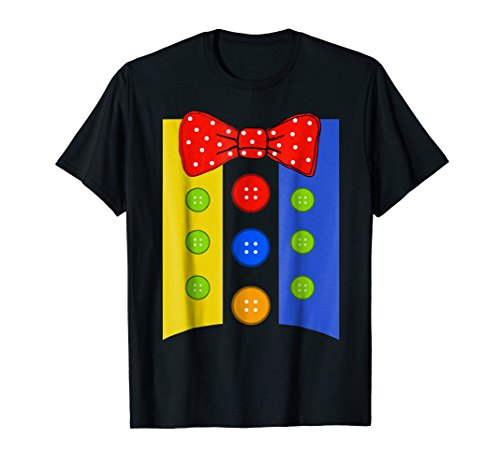(Professional Clown T-Shirt Circus Clown Halloween)