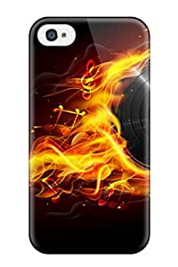 1944831K12772173 Case Cover Record/ Fashionable Case For Iphone 4/4s