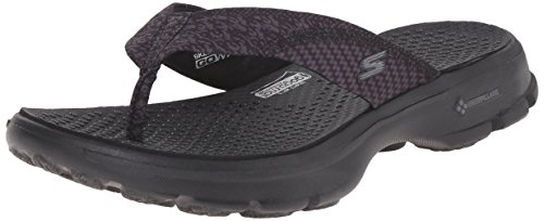 Skechers Performance Go Walk Pizazz Flip Flop