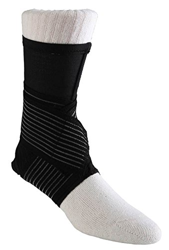 Active Ankle 325 Clamshell in Black (Large) by Active Ankle