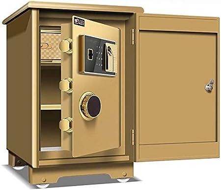 Gabinete de la contraseña del gabinete de segurida Caja fuerte de seguridad del hogar clave que funcionan - Blanco Contraseña mecánica Caja de Seguridad (Color : Gold): Amazon.es: Bricolaje y herramientas