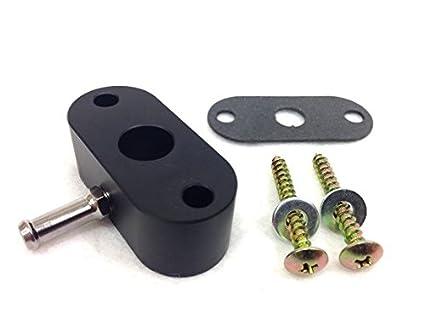 Al vacío para Turbo Boost Gauge sensor adaptador adaptador para N55 135i 335i 535i