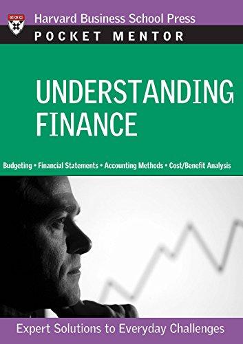 - Understanding Finance: Expert Solutions to Everyday Challenges (Pocket Mentor)