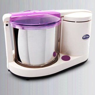 Elgi Ultra Dura+ 1.25-Litre Wet Grinder, Purple