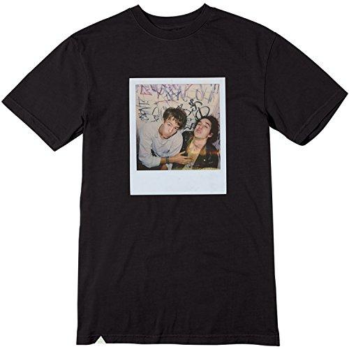 Tee Altamont (ALTAMONT T-Shirt Drew N ALI TEE Black Size M)