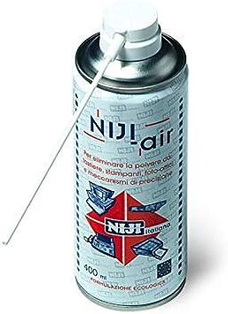 LEBEZ Cilindro de Aire Comprimido de 400 ml para la limpieza ...