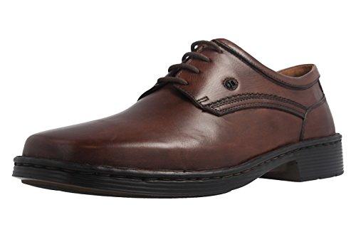 Josef Seibel , Chaussures de ville à lacets pour homme marron marron