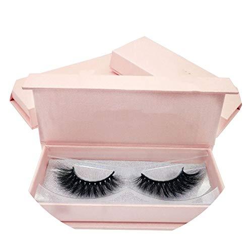 3D Mink Lashes Dramatic Eyelashes Volume Eyelash Extensions 3D Mink Eyelashes Natural Long False -