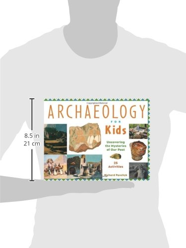 Archaeology for Kids: Uncovering the Mysteries of Our Past, 25 Activities (For Kids series) by Chicago Review Press (Image #5)