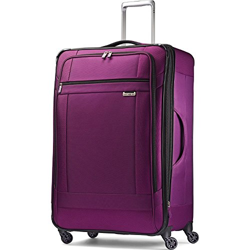 Samsonite Solyte Softside Spinner 29 Exp. , Purple Magic by Samsonite