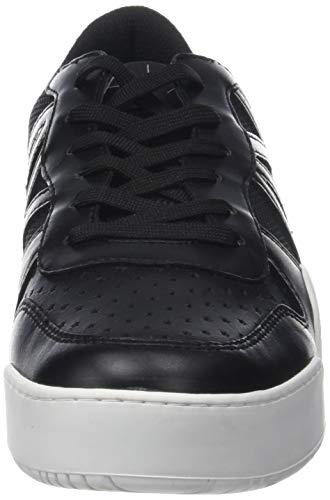 Armani Baskets Exchange Homme black Sneaker Low 00002 Schwarz top rwrqdIT