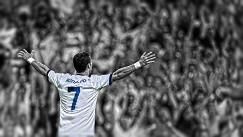 Cristiano Ronaldo poster 43 inch x 24 inch / 24 inch x 13 inch