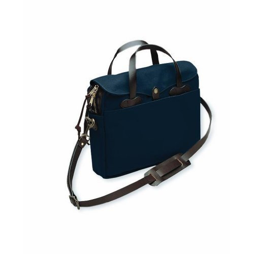 Filson 70256 Original Briefcase (Navy, One Size)