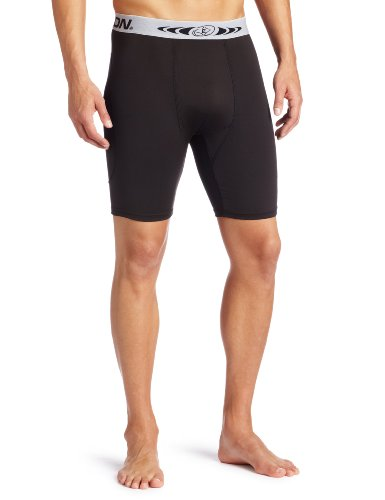 Easton Sliding Short, Black, Medium