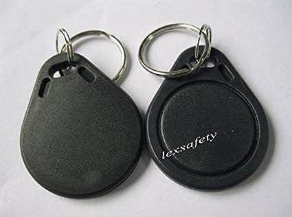 Generic 13,56 mhz NTAG213 electrónica NFC RFID llavero ...