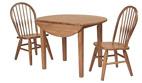 Chelsea Home Fruitwood Dining Table In Harvest