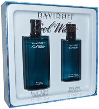 Zino Davidoff Cool Water 2 Piece Gift Set for Men