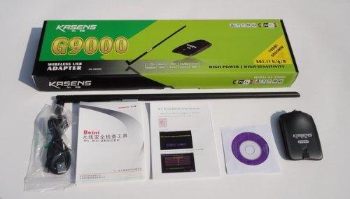New Kasens Ks-g9000 3070 Chipst 18db 6000mw High Power Wi...