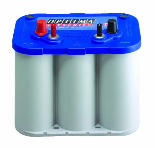 Optima Batteries 8016-103-FFP D34M BlueTop Starting