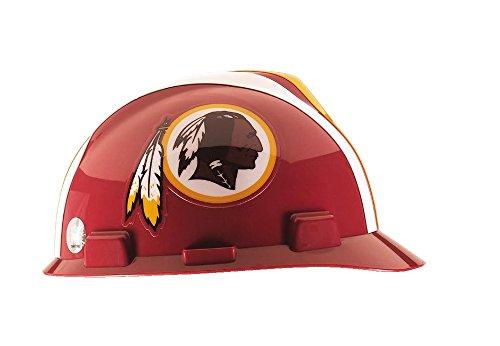 MSA 818414 NFL V-Gard Protective Cap, Washington Redskins 1