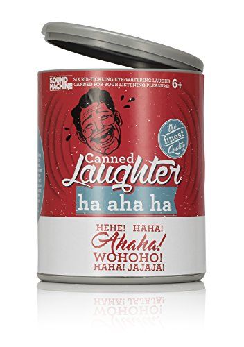NPW Canned Laughter Sound Machine - Laugh Track Button